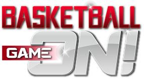 Basketball Game ON! Logo