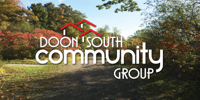 Doon South Community Group Logo Branding image