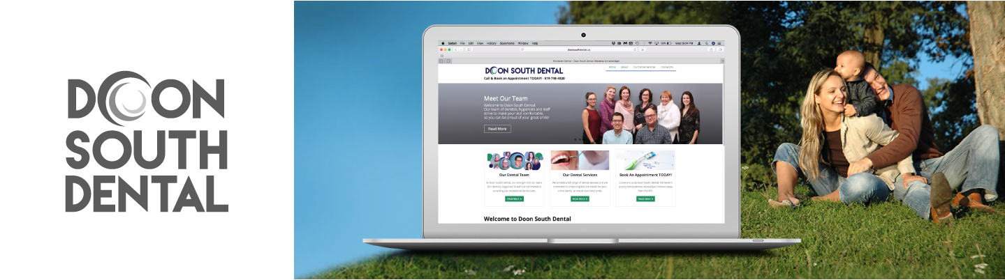 Doon South Dental Portfolio Image
