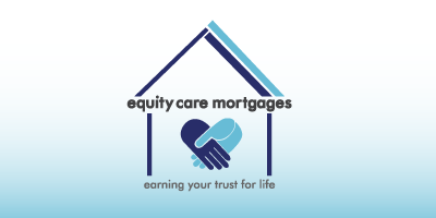 Equity Care Mortgages Logo Branding Image