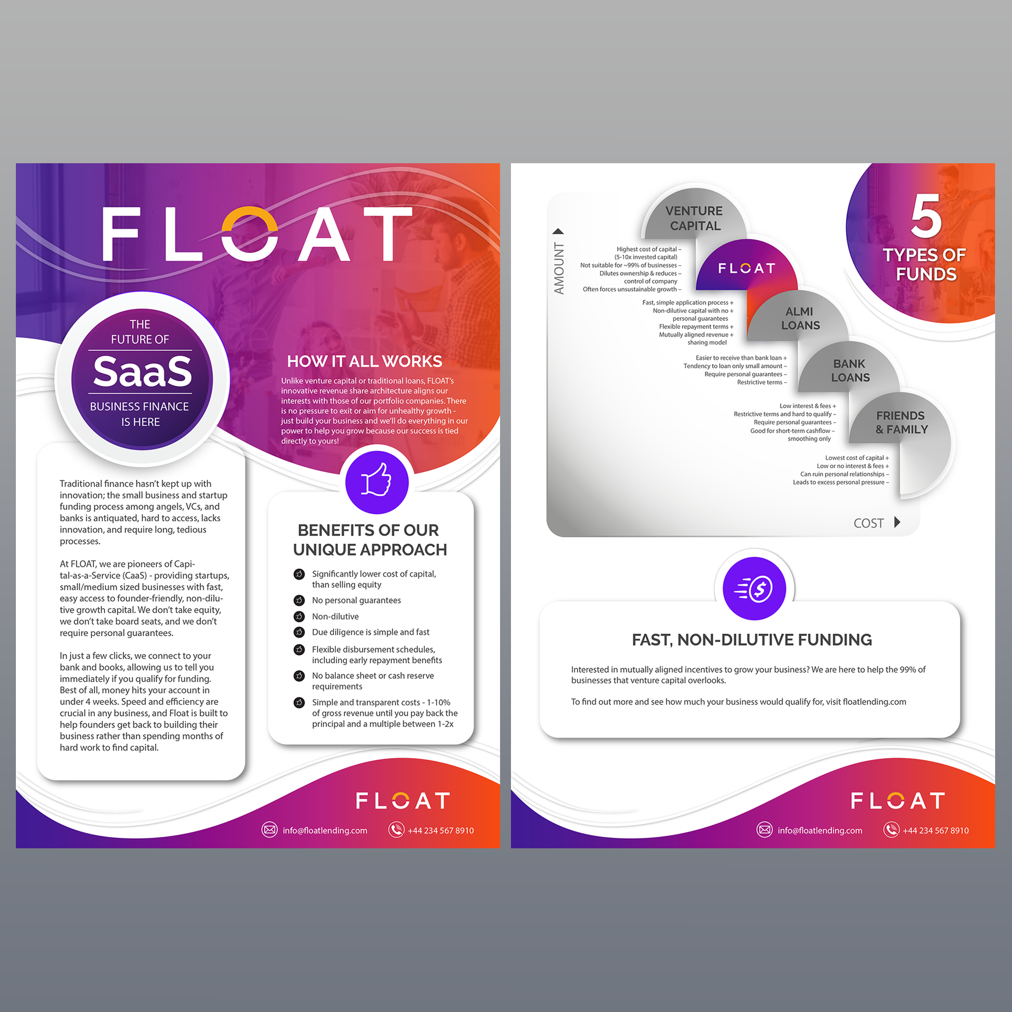 FLOAT Brochure